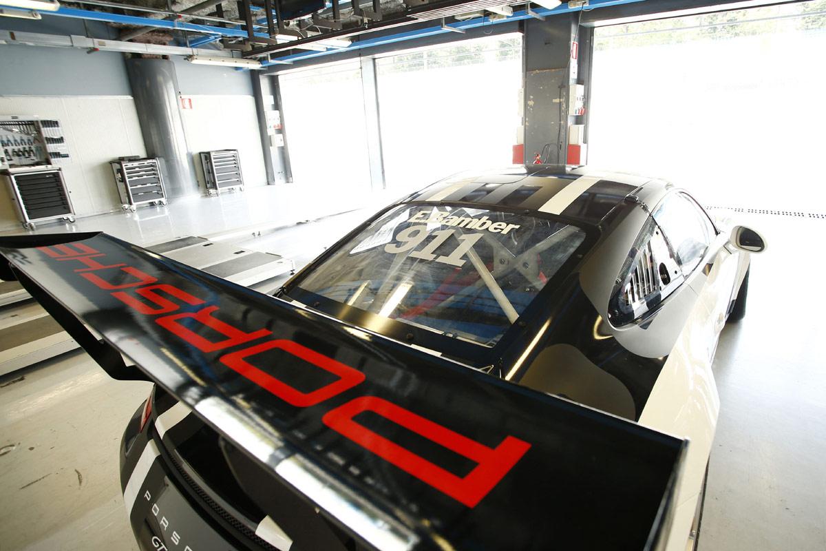 Porsche Super Cup Monza