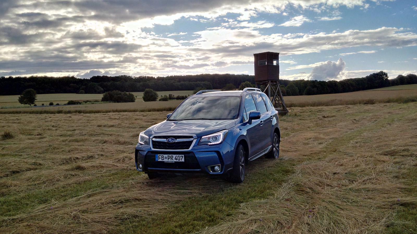 Subaru Forester 20XT 1