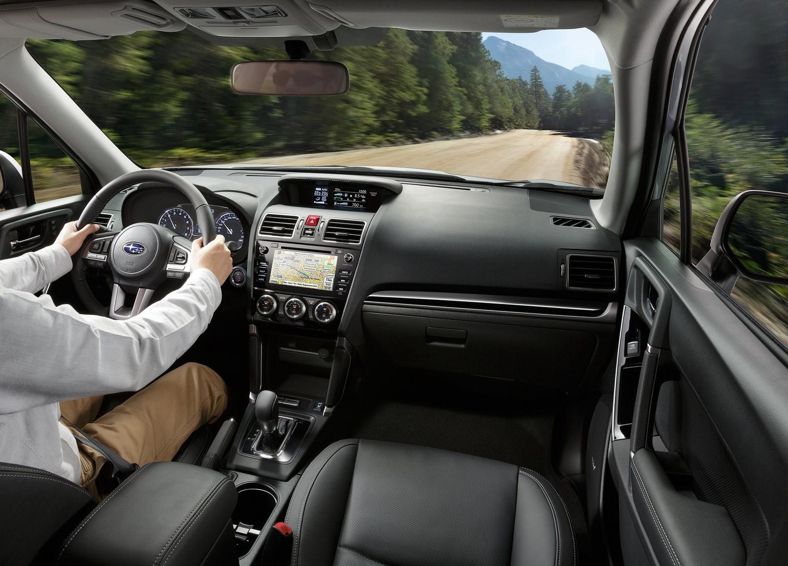 Subaru Forester 20XT 17