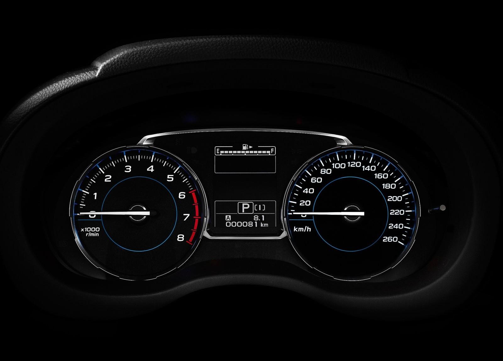 Subaru Forester 20XT 18
