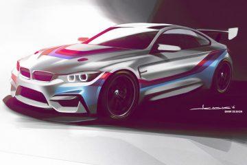 BMW M4 GT4 2016