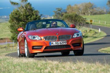 BMW Z4 E89 1