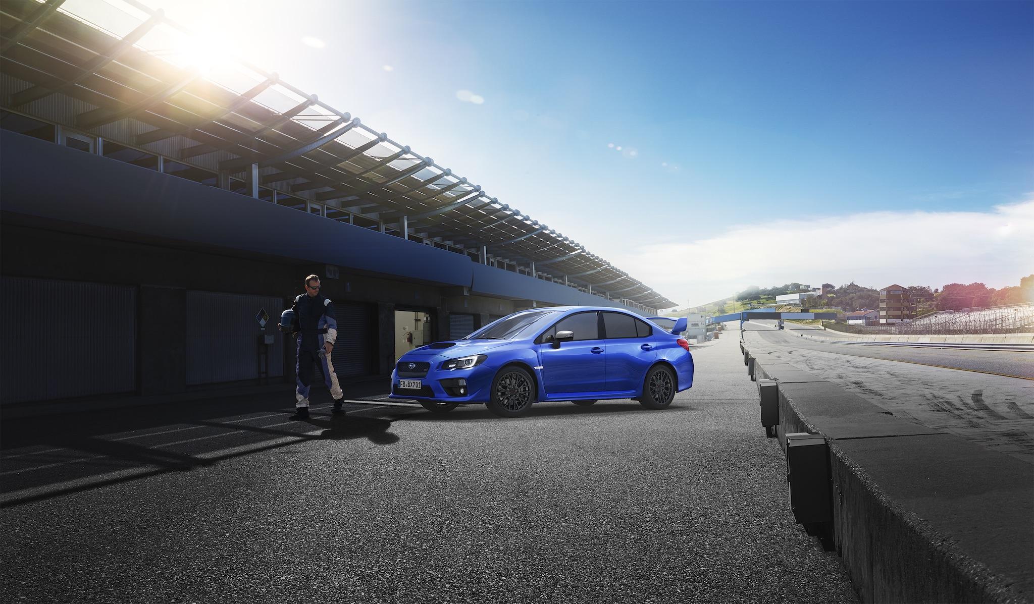 Subaru WRX STI 1