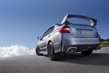 Subaru WRX STI 3