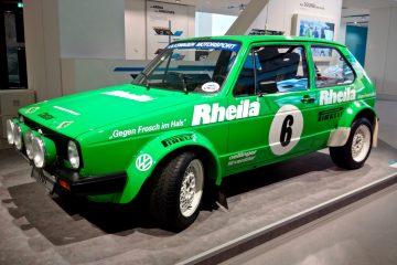 VW Golf I Rheila