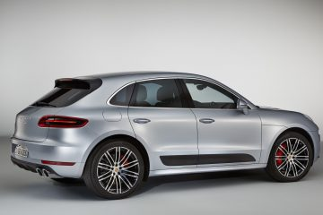 Porsche Macan Turbo Performance Paket 2