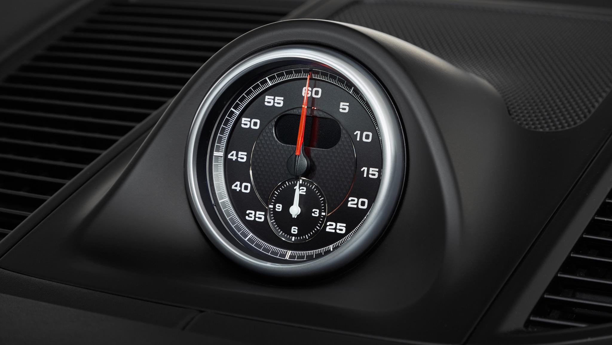 Porsche Macan Turbo Performance Paket 7