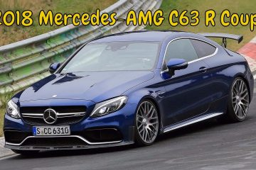 Mercedes-AMG C 63 R Coupé: Attacke auf den BMW M4 GTS
