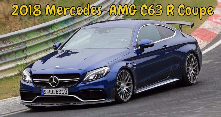 Mercedes-AMG C 63 R Coupé: Attacke auf den BMW M4 GTS