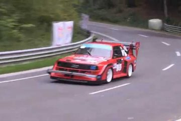 Video: Audi Sport Quattro S1 von Keith Edwards Motors