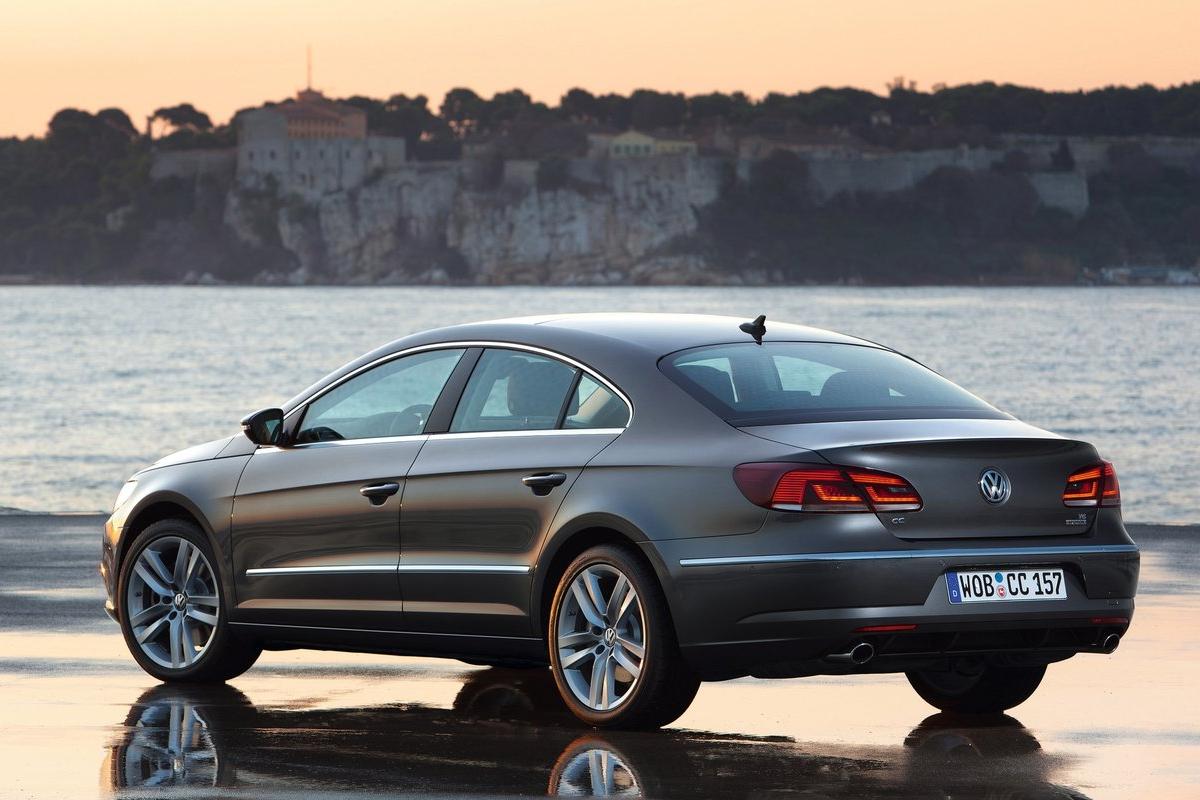 Der Volkswagen CC wird zum Arteon und steigt somit in die Oberklasse-Liga auf.