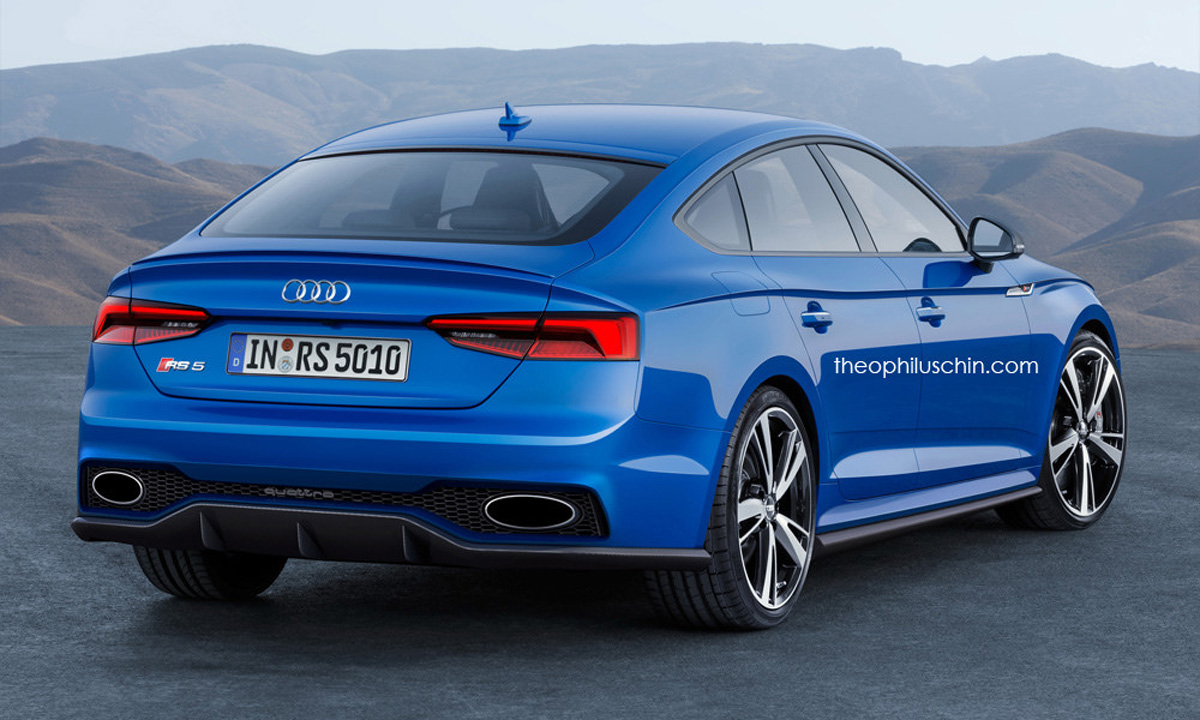 Audi Rs3 Rs4 Und Co Ein Ausblick Auf 2017