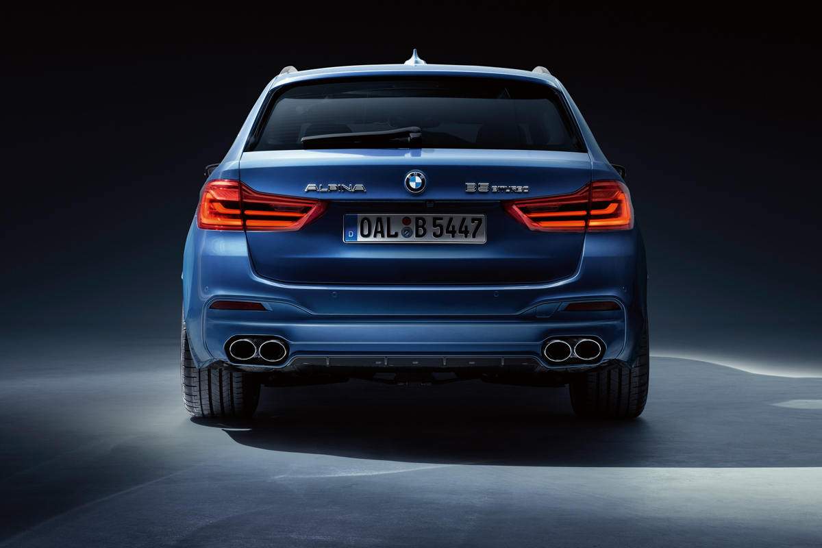 Alpinas bisher schnellster Wurf – der BMW Alpina B5 Bi-Turbo