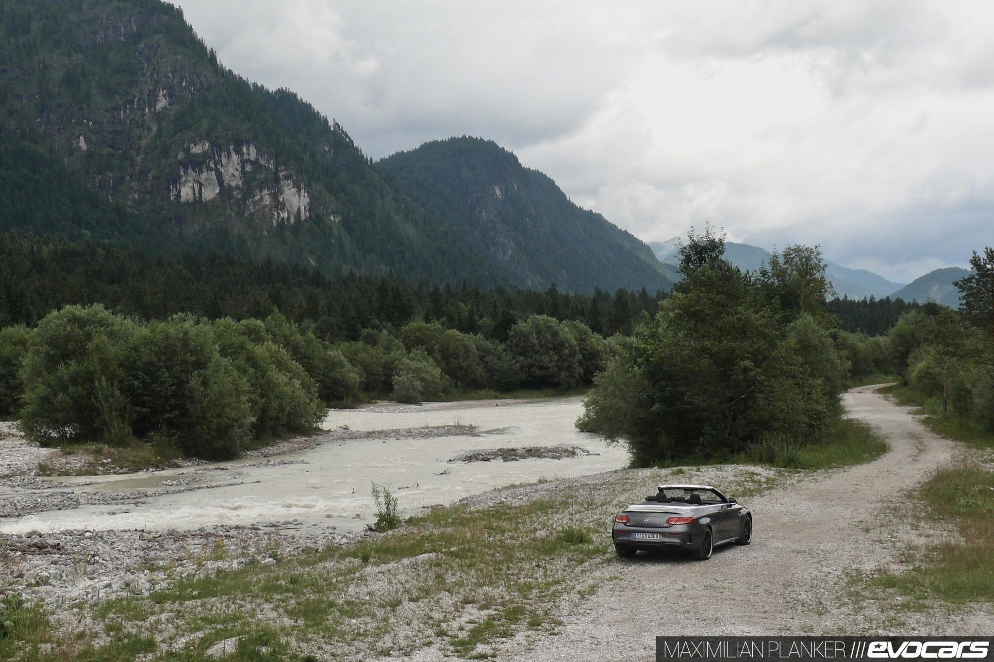 Das Rote Dach Mercedes Amg C 63 S Cabriolet Im Test