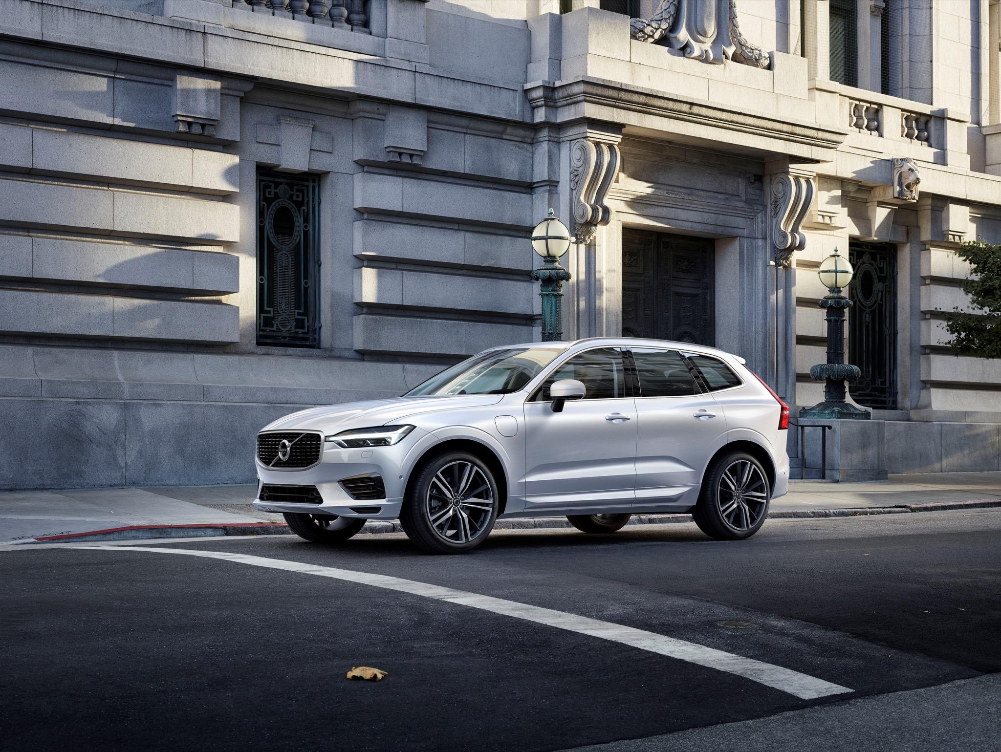 Tschuss Verbrenner Jeder Neue Volvo Ab 2019 Mit Elektromotor