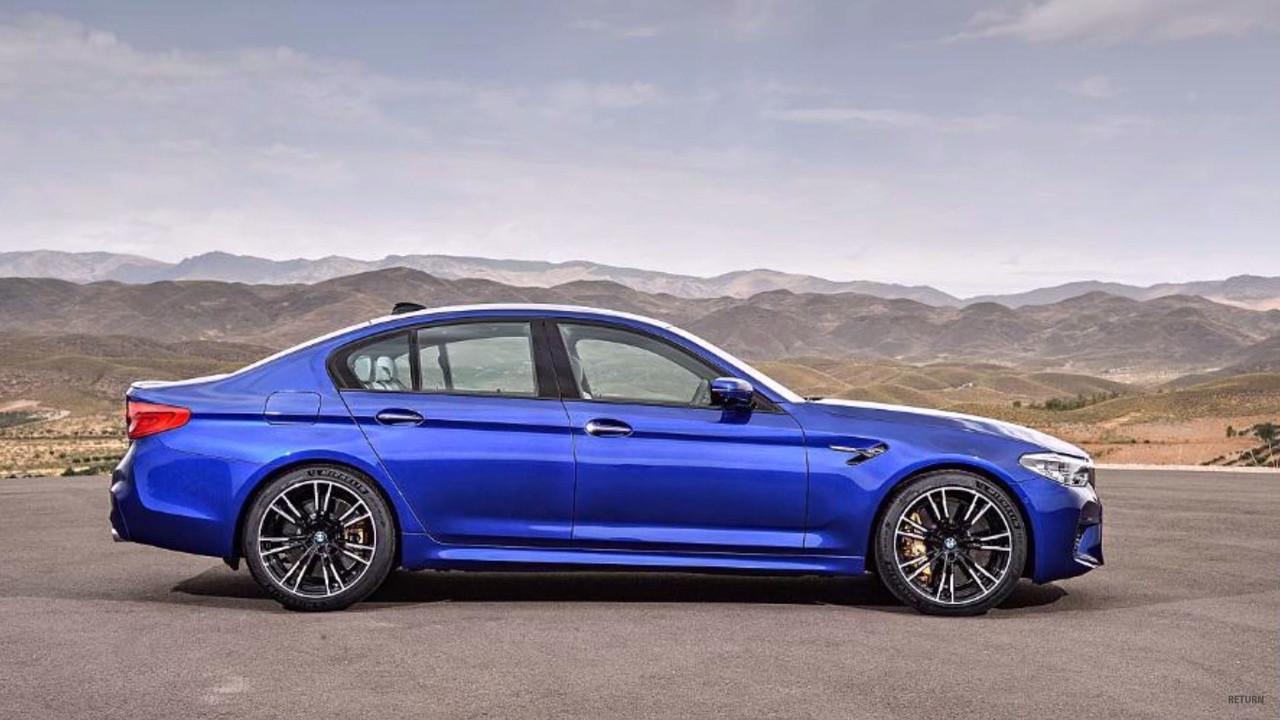 BMW Hat Offensichtlich An Den Richtigen Stellen Angesetzt Um Das M Styling Pragnant Aber Nicht Ubermassig Prollig Wirken Zu Lassen