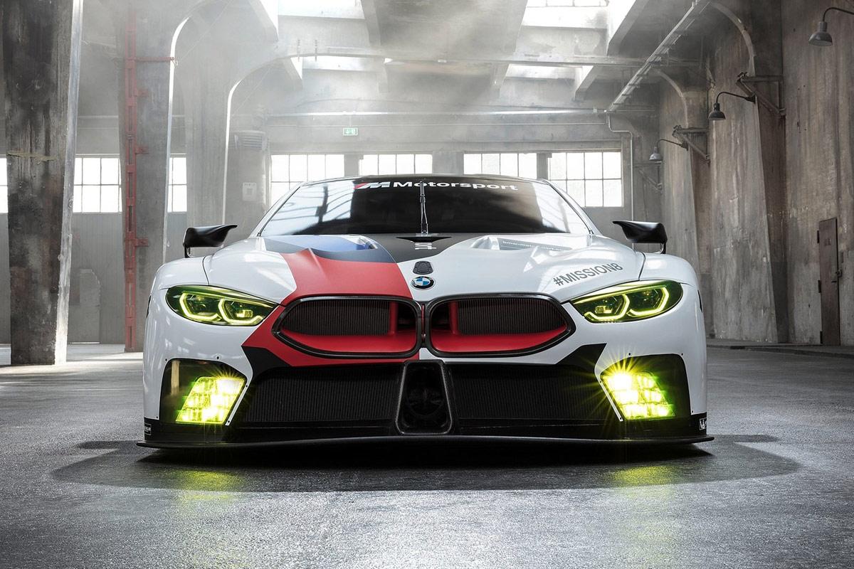 BMW M8 GTE: Nachfolger des BMW M6 GT3