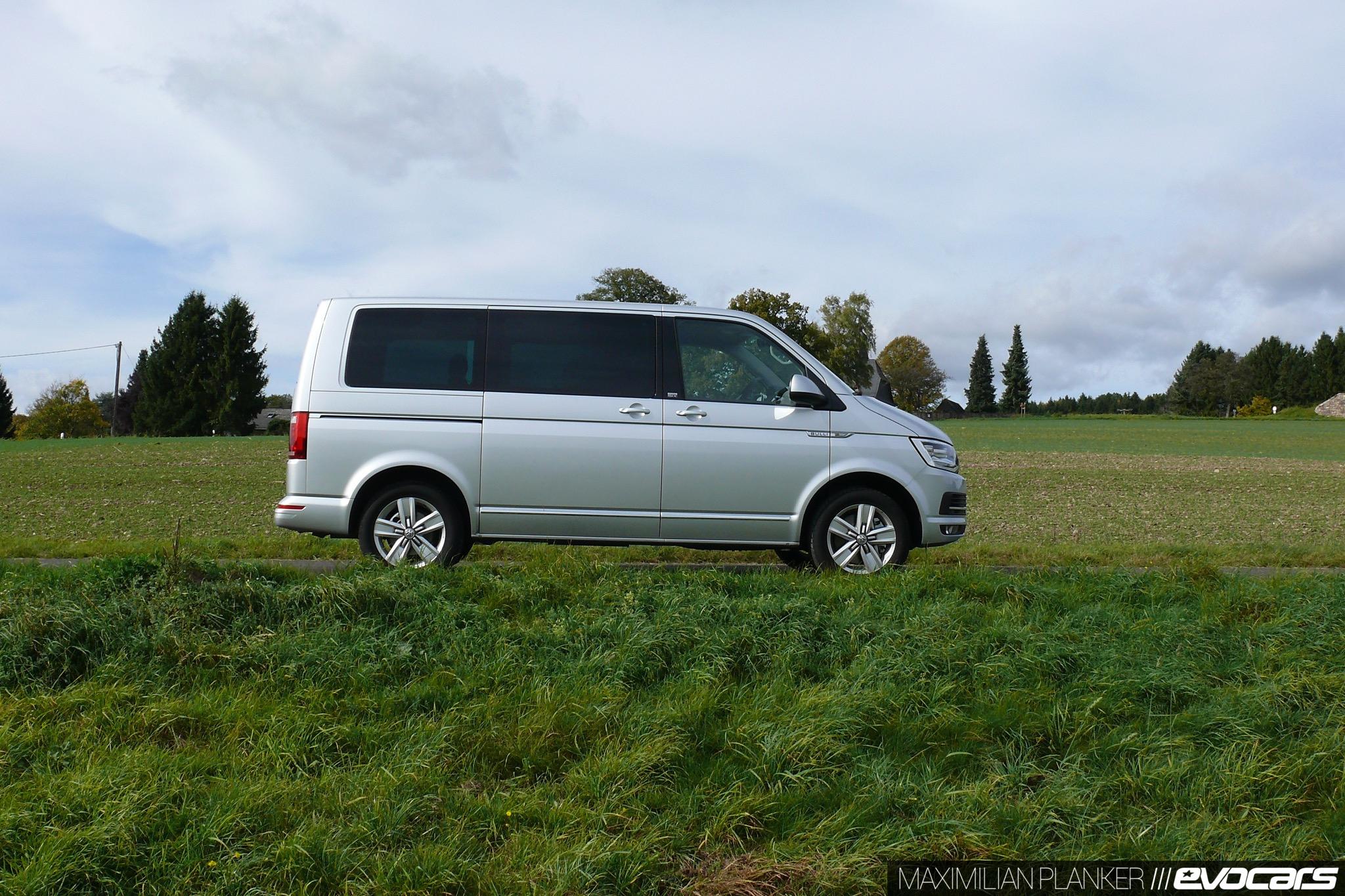 Der Alleskönner: VW Multivan Generation Six im Test