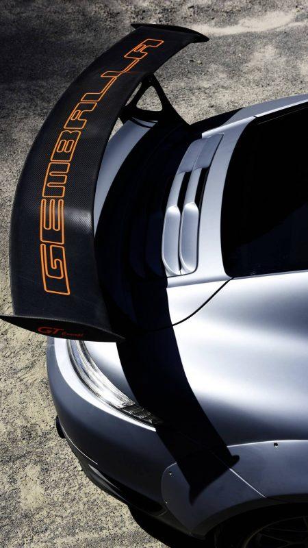 Gemballa Porsche 911 Turbo GT Concept