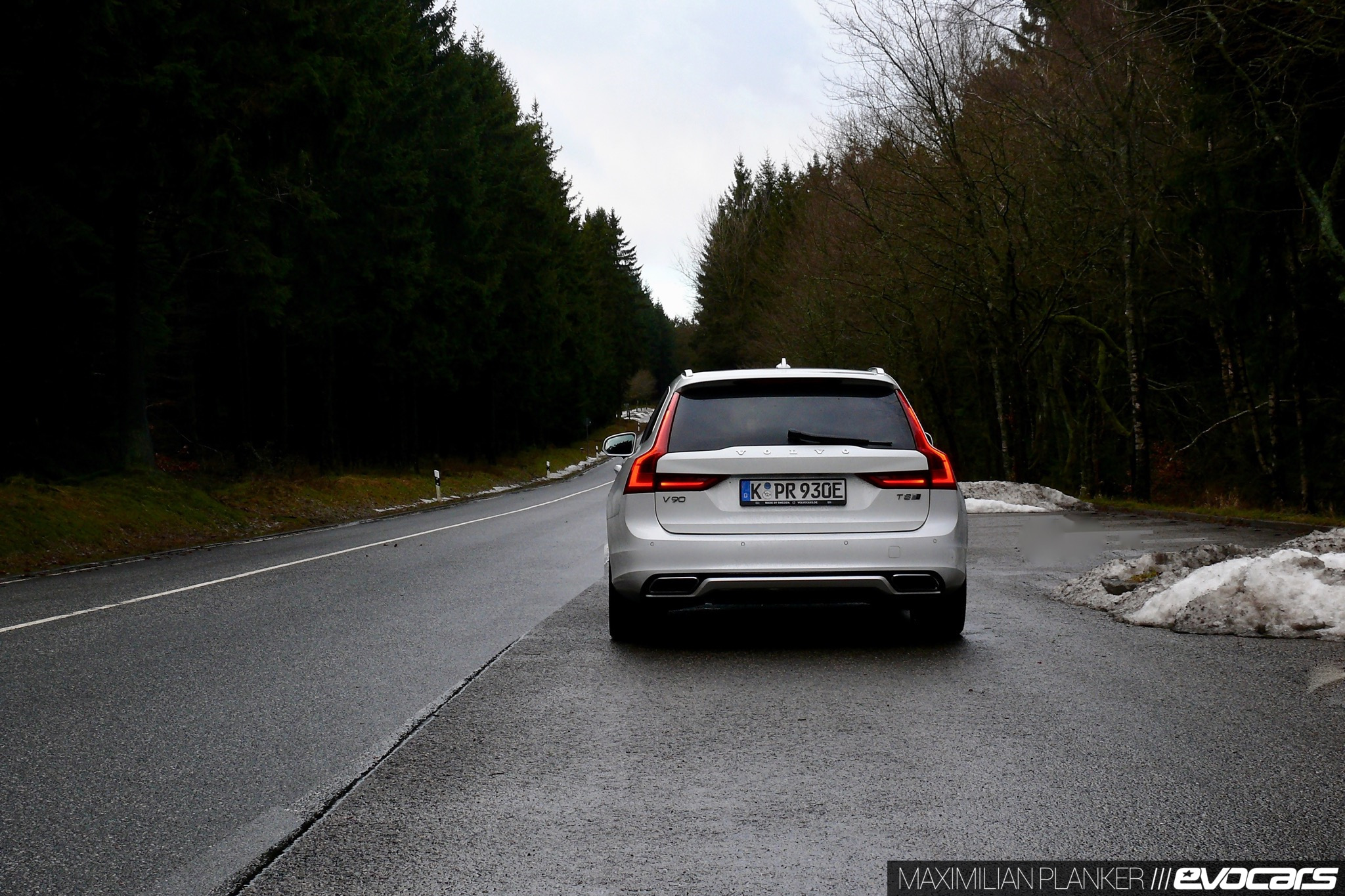 Made By ökos Der Volvo V90 T8 Twin Engine Im Test