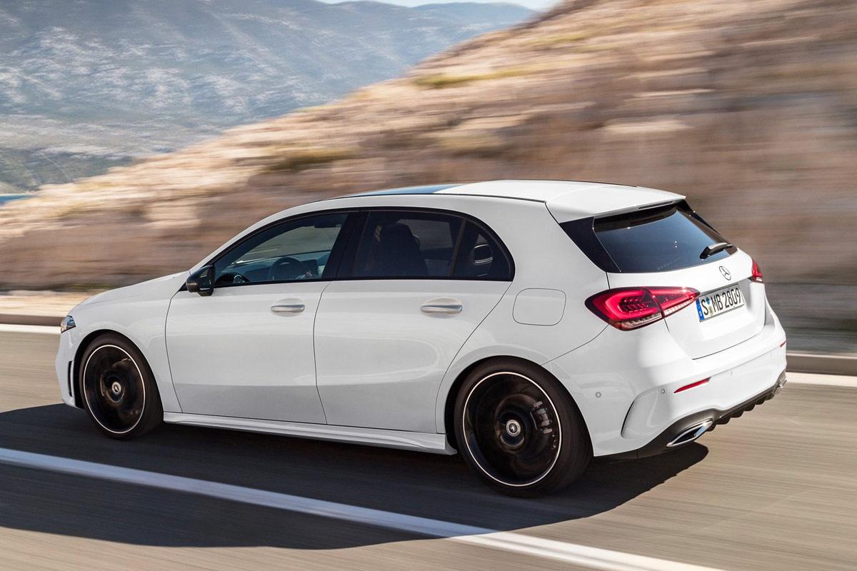 Mercedes Benz Gtr >> Die neue Mercedes-Benz A-Klasse: Oberklasse im Kompaktformat!