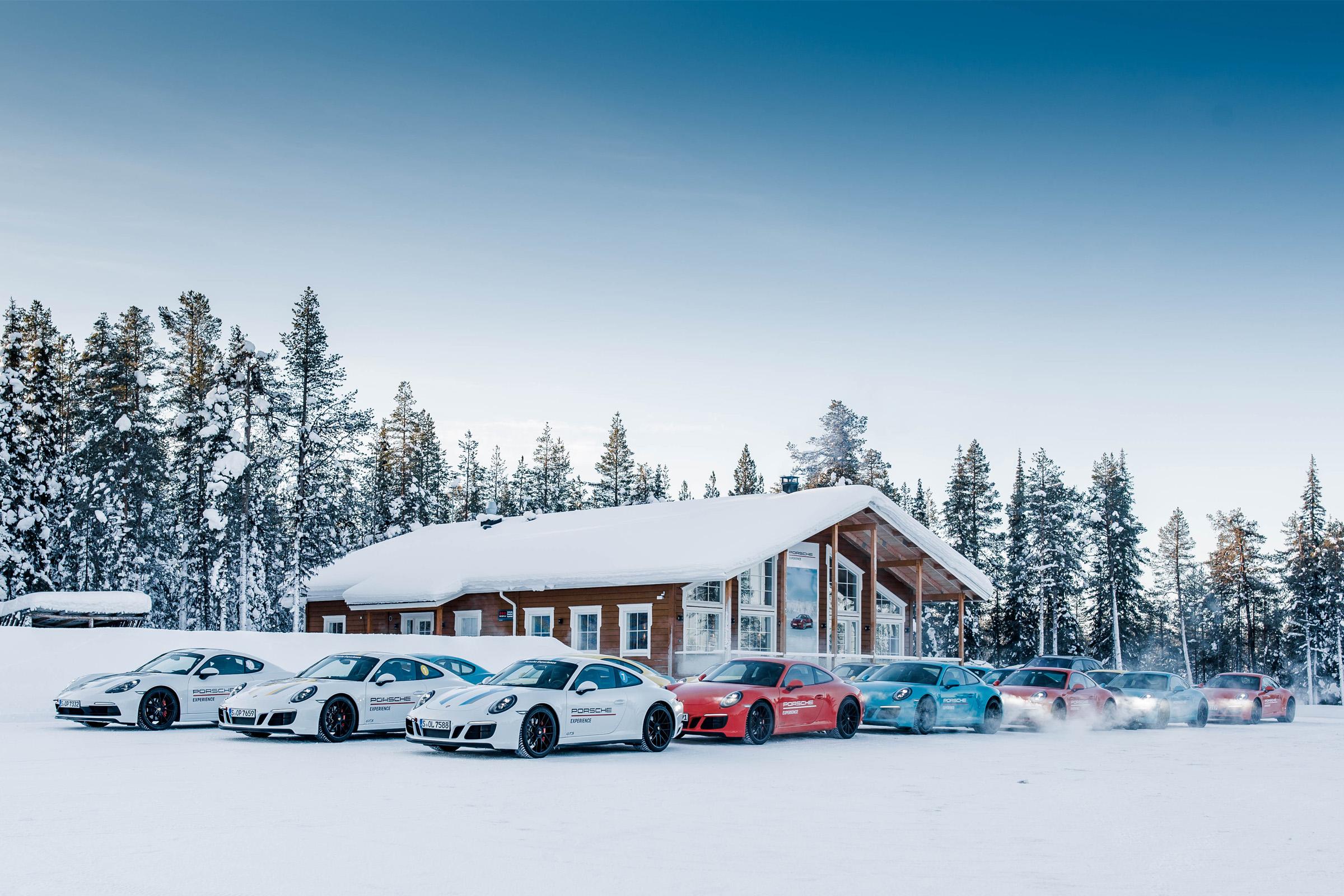 30 Jahre Allrad bei Porsche