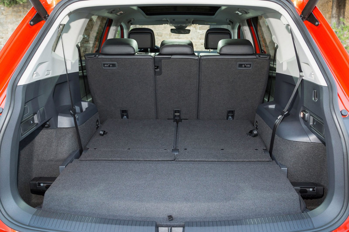 vw tiguan allspace 2 0 tsi mit 180 ps im test. Black Bedroom Furniture Sets. Home Design Ideas