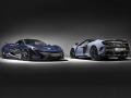 McLaren P1 & McLaren 675LT MSO 2016