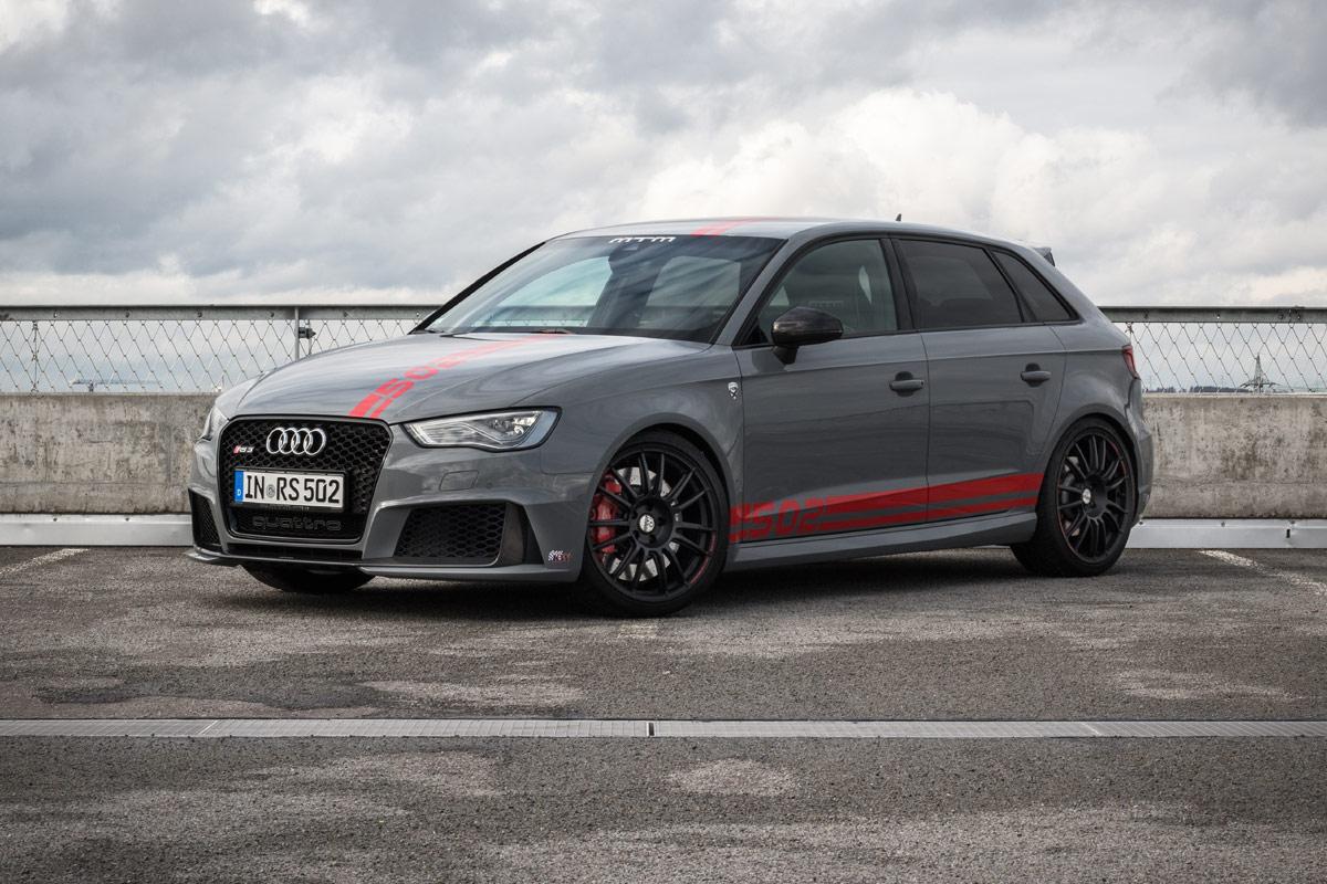 Audi Rs3 R Von Mtm Jetzt Gibt S Die Volle Packung Mit 500 Ps