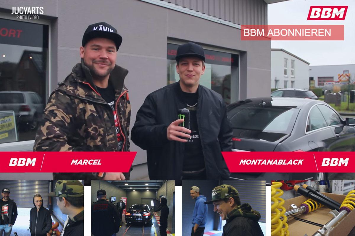 Bbm Motorsport Hilft Mercedes Von Montanablack88 Auf Die