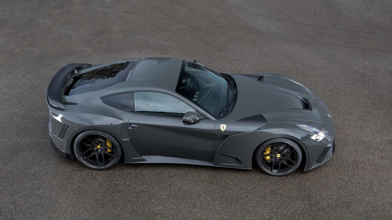 Ferrari F12 berlinetta N,Largo S von Novitec Rosso