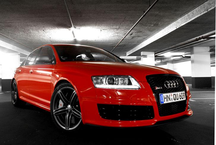 Audi Rs6 Limo Test 8 Evocars Magazin