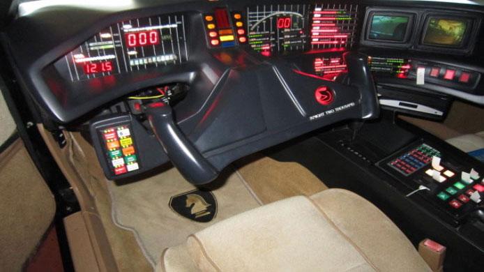 Pontiac Trans Am Von 1983 Weltbeste K I T T Replik Wird