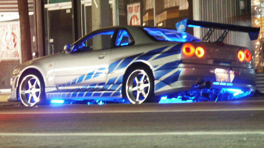 2 Fast 2 Furious Skyline Look F 252 R Alle