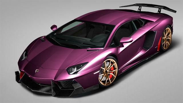 Green Kia Soul >> Es werde bunt: Lamborghini Aventador Konfigurator