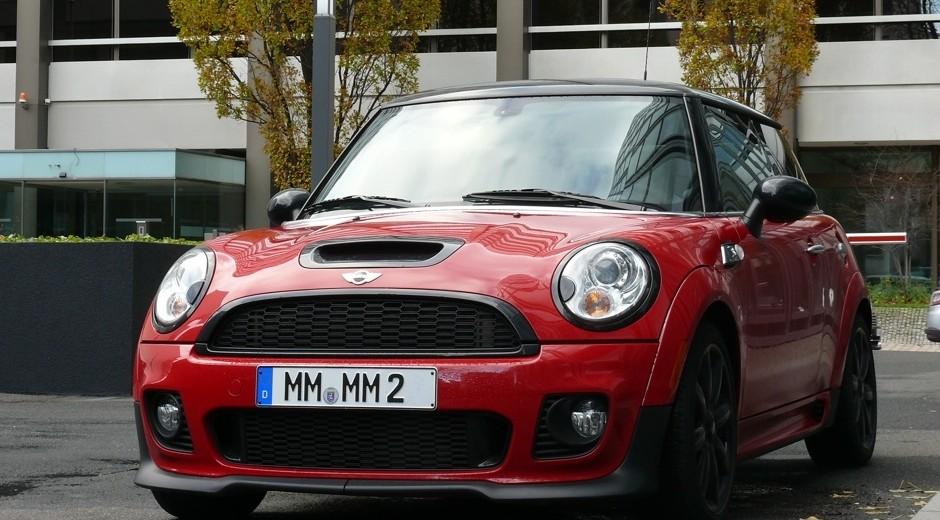 Gebrauchtwagen Check Mini John Cooper Works Bj 2009