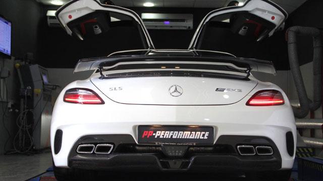 Mercedes Sls Amg Black Series Von Pp Performance