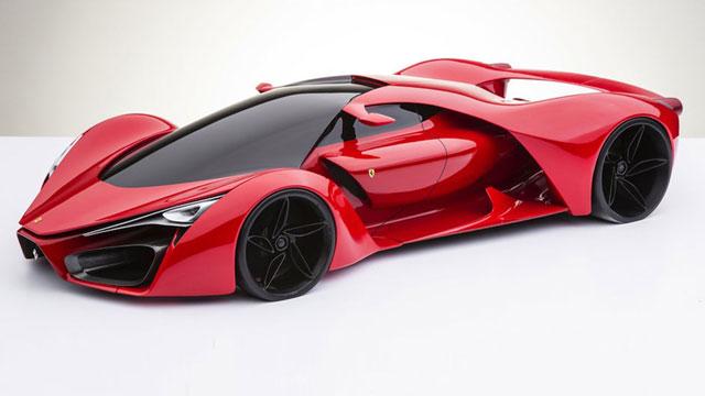 Träumerei: Ferrari F80 als futuristischer Nachfolger des ...