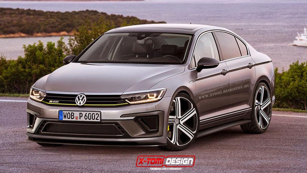 Range Rover Hybrid >> VW: Bald neue R-Modelle?