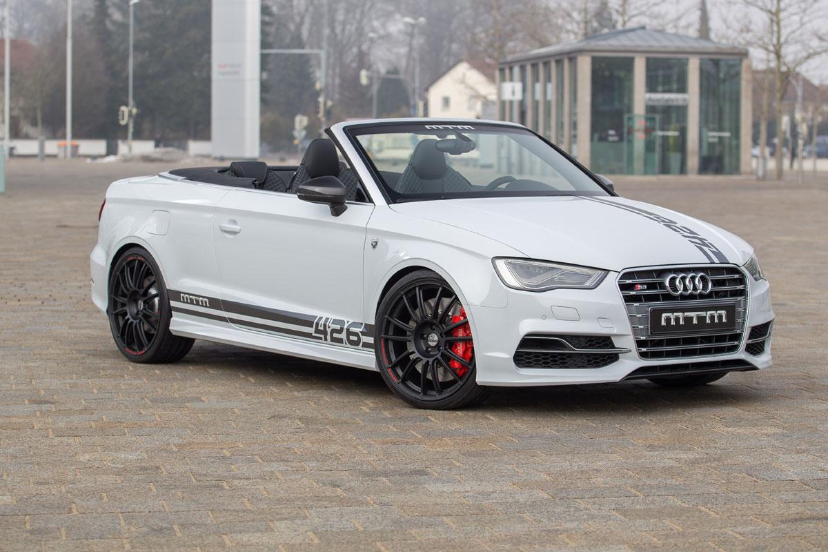 Audi S Cabrio Mtm