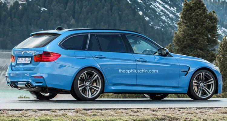 BMW M3 Touring: Schön wär's gewesen