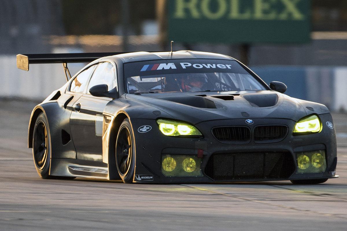 Wallpaper: BMW M6 GT3