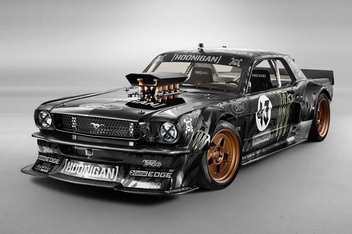 Kia Soul Awd >> Ford Mustang Hoonicorn von Block zu teuer für Hamilton
