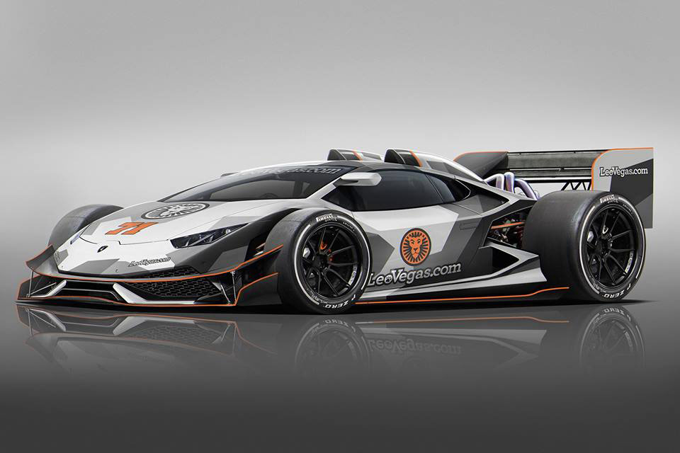 Lamborghini Huracan Extrem Jetzt Dreht Jon Olsson Durch
