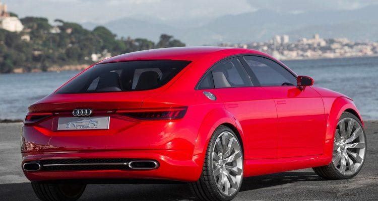 Audi A3 Coup 233 Limo Kommt Der Cla Konkurrent