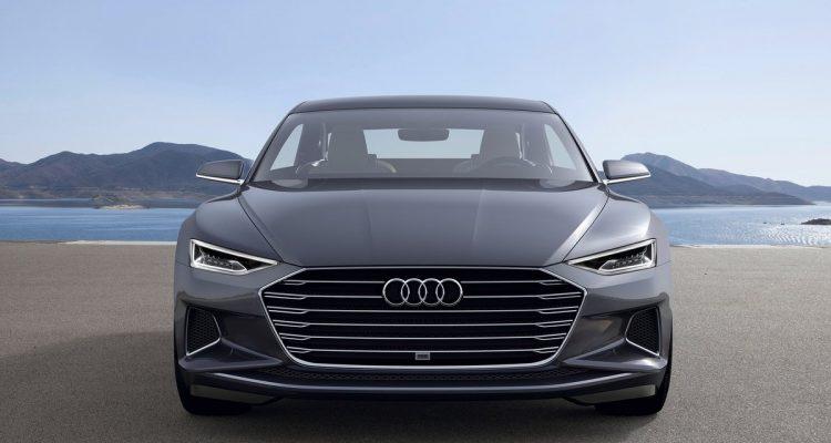 Grillarbeit Der Neue Audi A8