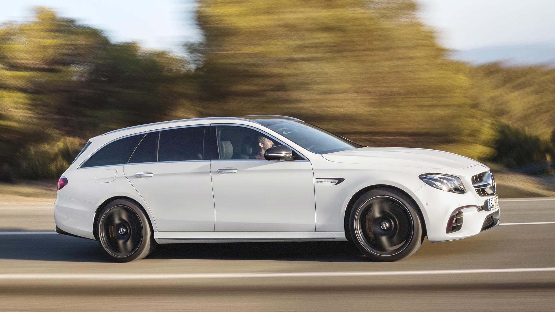 """63 Power Wagon >> Das kostet die """"Edition 1"""" des neuen Mercedes-AMG E63 S T ..."""