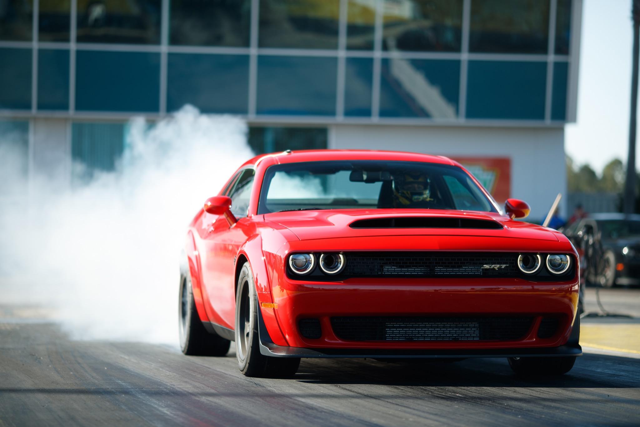 840 Ps Fur 85 000 Dollar Alle Infos Zum Dodge Challenger Srt Demon