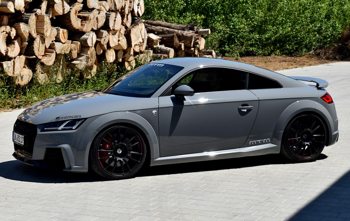 MTM Audi TT RS im Test: tiefer, schneller, weiter!