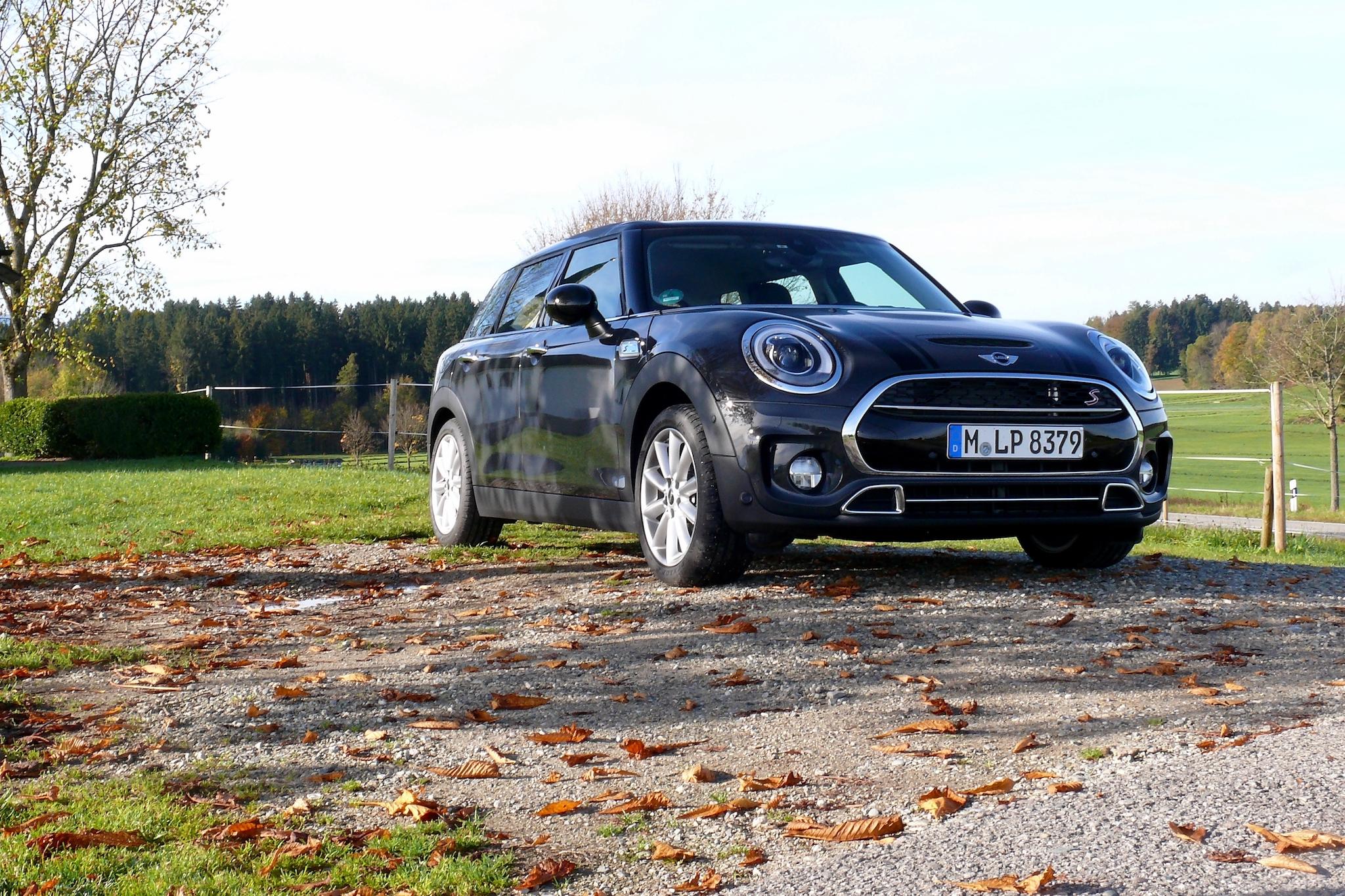 Brite Mit Sechs Türen Der Mini Cooper Sd Clubman Im Test
